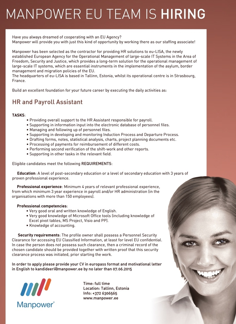 how to become a payroll assistant