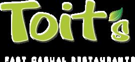 Toit's Balta Restobar ja Toit's Fast Casual Restaurant