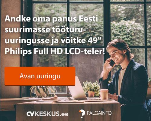 Eesti suurim tööturu-uuring alustab