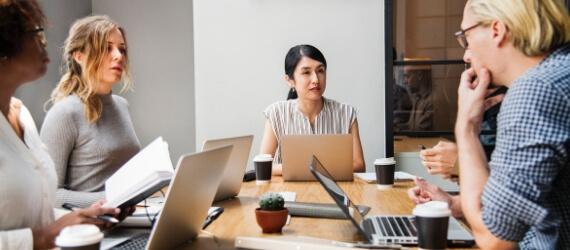 4 совета, как проявить себя на групповом собеседовании