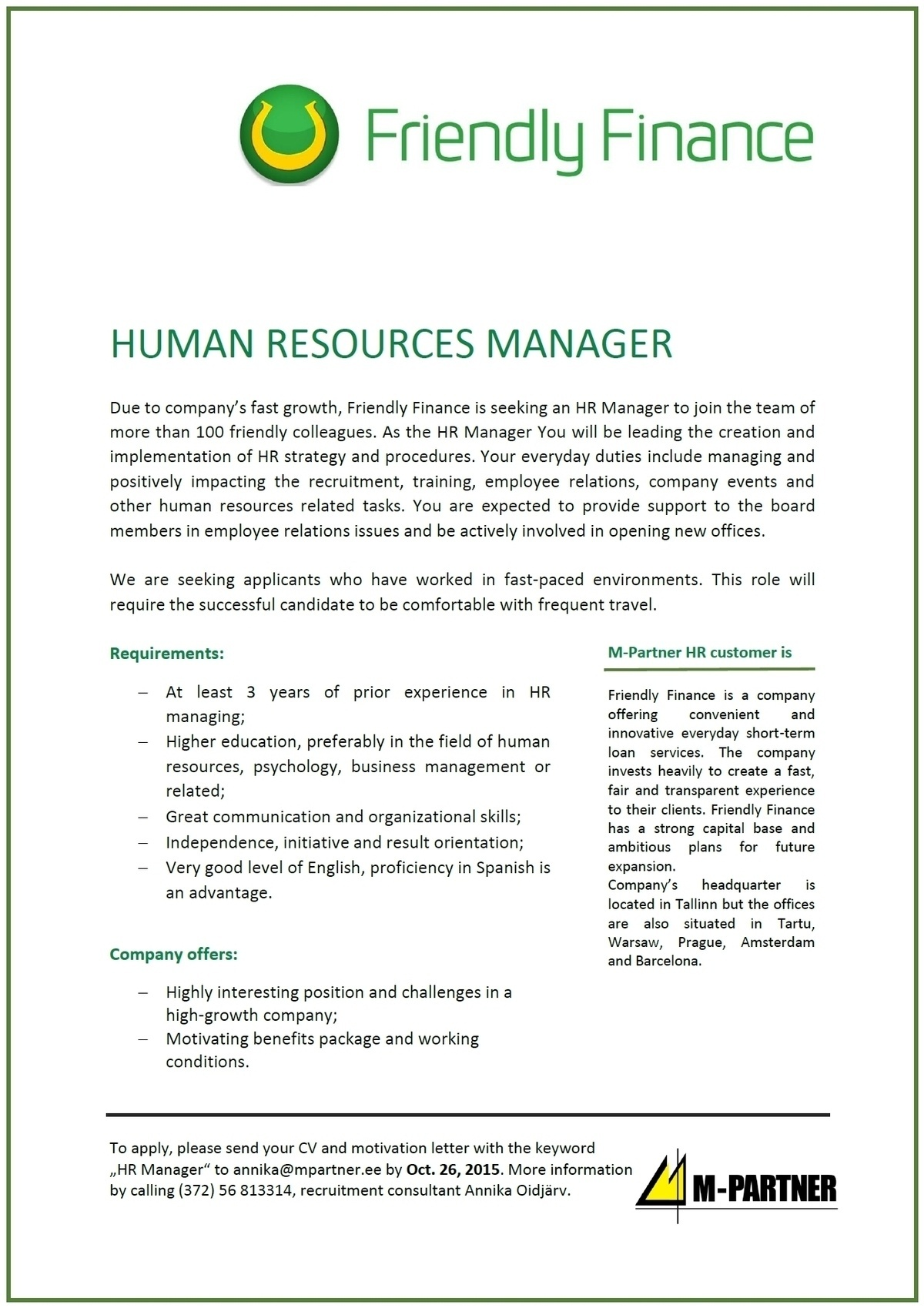 cv of hr manager Resume samples preparing an effective resume is a difficult and time-consuming task this handout contains resume examples that will help you get started different.