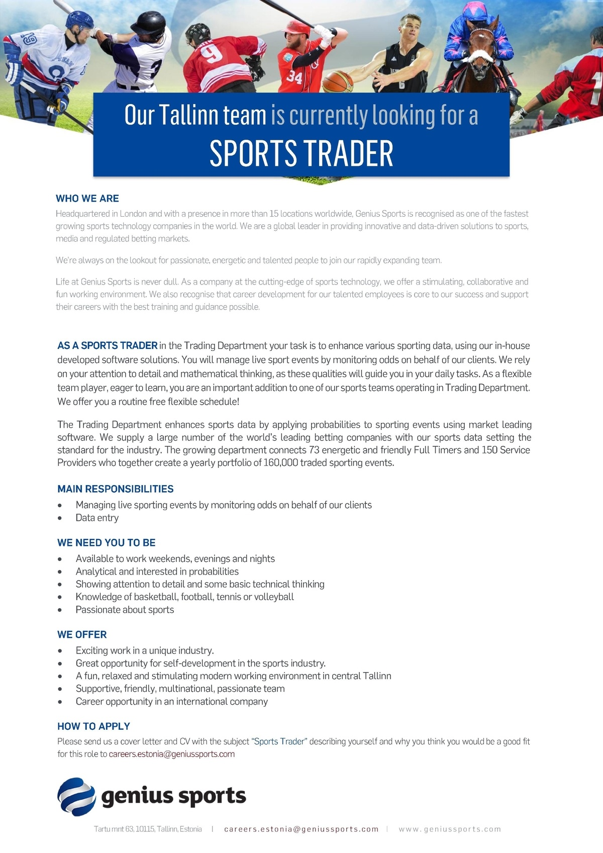Best Sports Trader Cover Letter Photos - Printable Coloring Pages ...