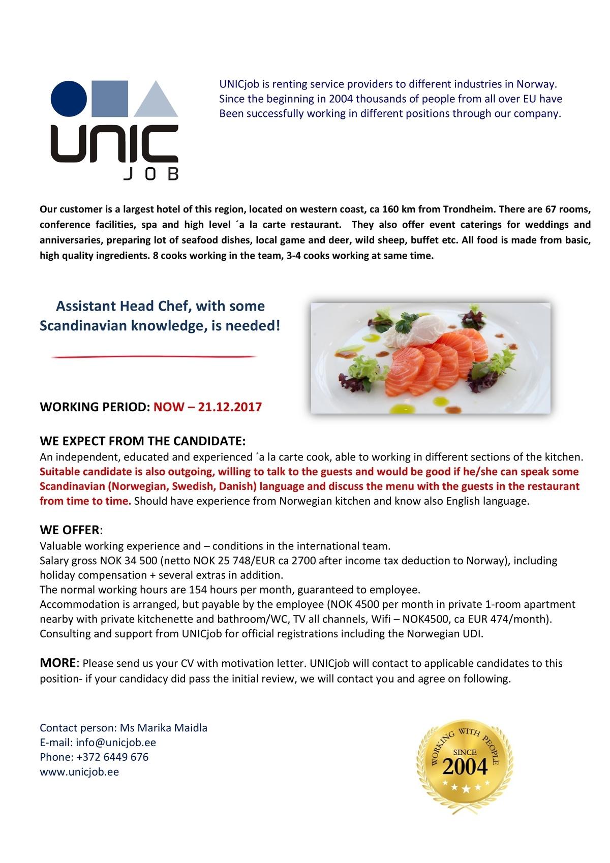 Rapport de stage en cuisine exemple 100 eu cv pass eur lex 02002r1774 20100928 en eur lex