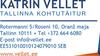 Kohtutäitur Katrin Vellet tööpakkumised