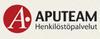 Aputeam Oy tööpakkumised