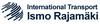 International Transport Ismo Rajamäki Oü tööpakkumised